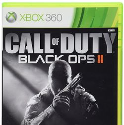 Gra (Xbox 360) Call of Duty Black Ops 2