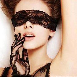 Šátek na oči s rukavicemi SR2