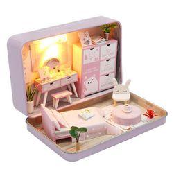 DIY domek dla lalek Mellie