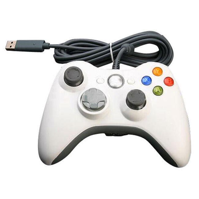 Ovladač pro Microsoft Xbox 360 bílý 1