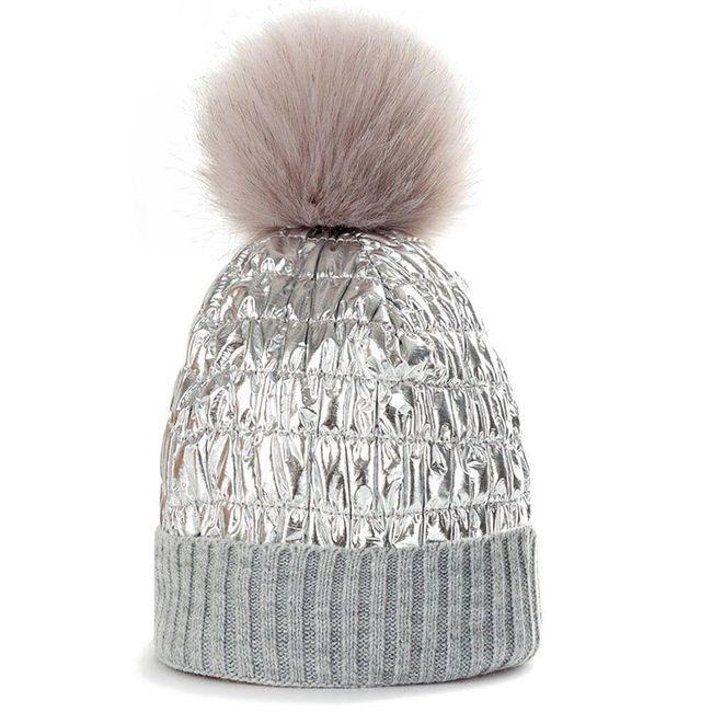 Damska czapka DC5789 1