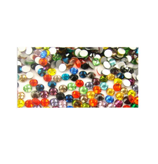 Sada kamínků na nehty - 1440 kusů 1