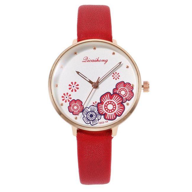 Dámské hodinky WE108 1