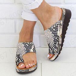 Pantofle na vbočený palec Amilena