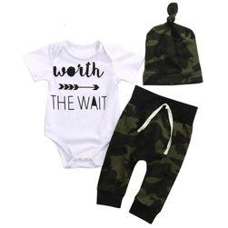 Комплект одежды для младенца Army