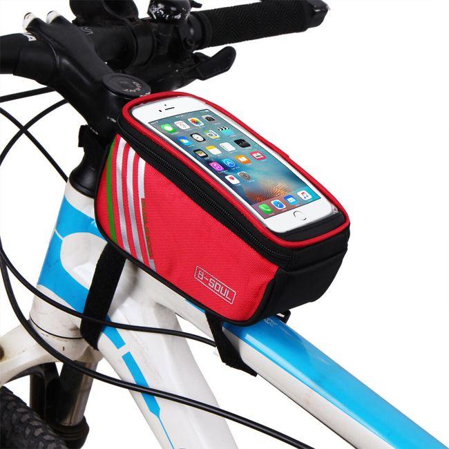 Чанта за рамката на колелото 1