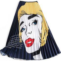 Dámská dlouhá sukně MT10