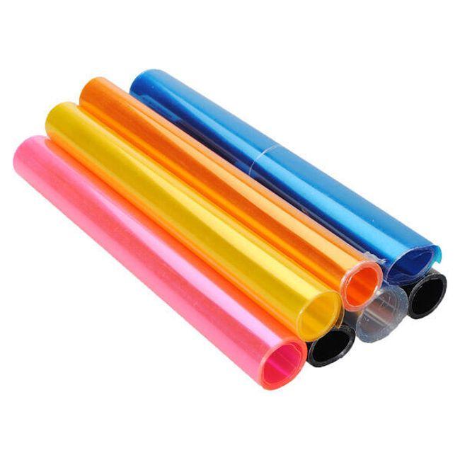Dekorációs ragasztófólia a fényszórókhoz - 7 szín, 30 x 120 cm 1