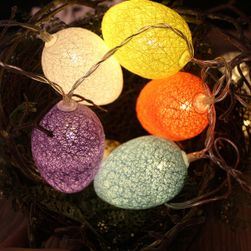 LED lanac Eggs