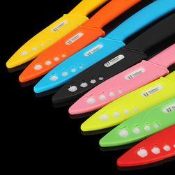Keramický nůž v mnoha barvách