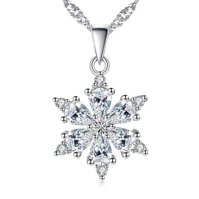 Dámský náhrdelník B38 1