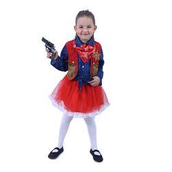 Otroški kavbojski kostum (S) RZ_207295