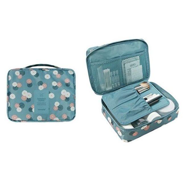 Stilska toaletna torbica - 20 različic 1