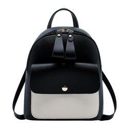 Dámský batoh KB69 Černá