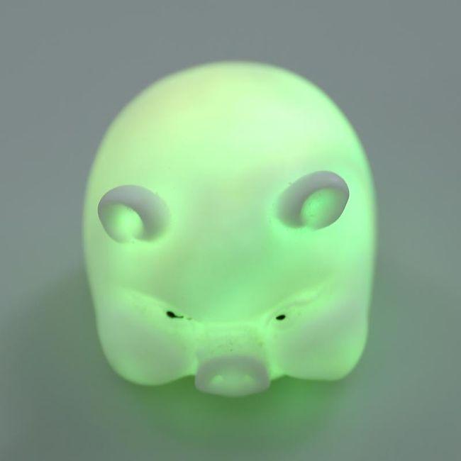 LED lampička Piggy 1