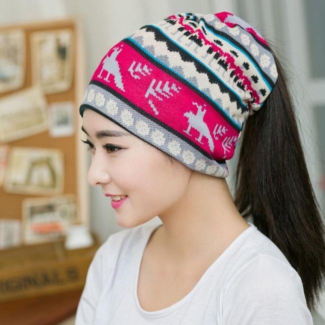 Wielofunkcyjne czapki Jada 1