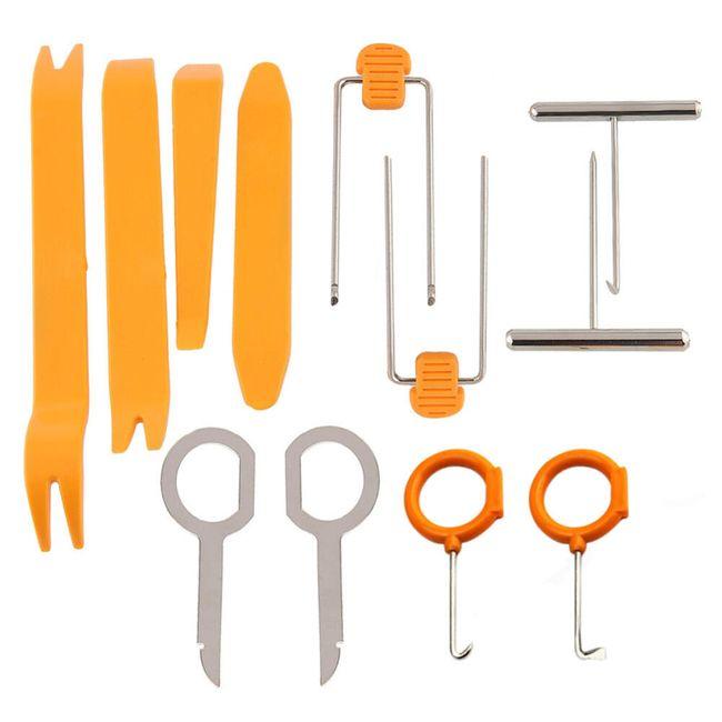 Set orodij za popravilo različnih naprav v avtomobilu - 12 kosov 1