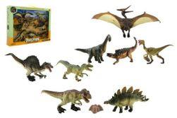 Dinosaurus plast 8ks v krabici 46x34x7cm RM_00311200
