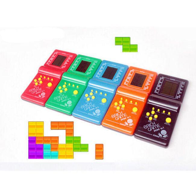 Tetris - retro játék 1