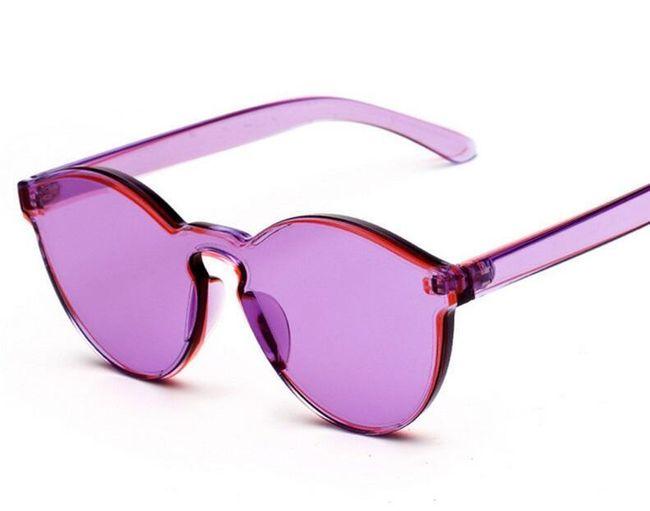 Dámské barevné brýle  1