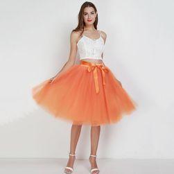 Tylová sukně Zuen