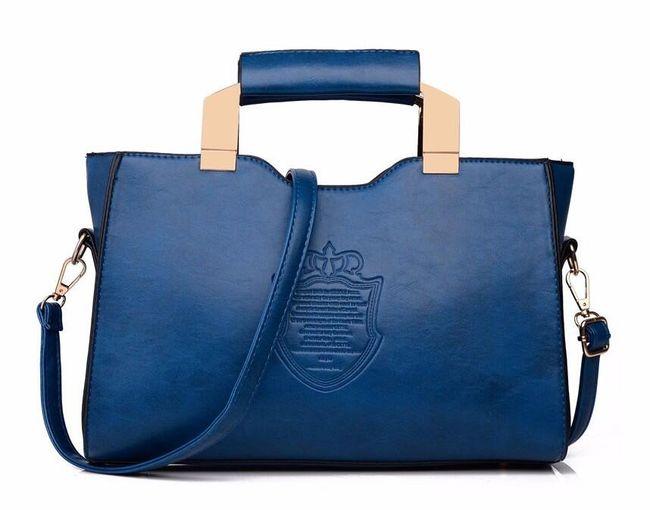 Женская сумочка с множеством карманов - 3 цвета 1