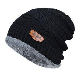 Zimska pletena kapa - 6 boja