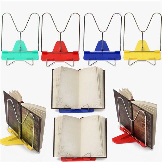 Nastavljivo stojalo za knjige - 4 barve 1