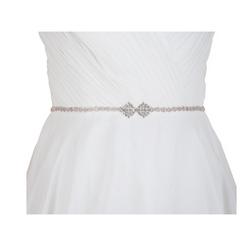 Bandă decorativă pentru rochii Bow