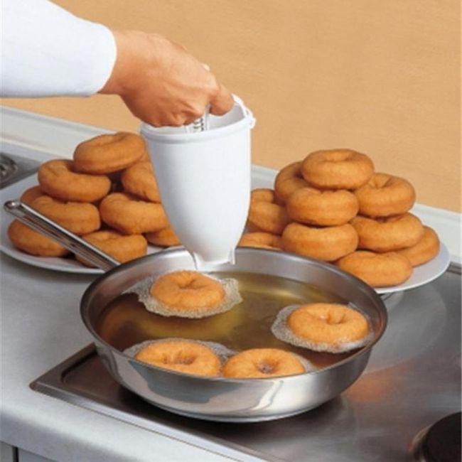 Форма для приготовления пончиков KN01 1