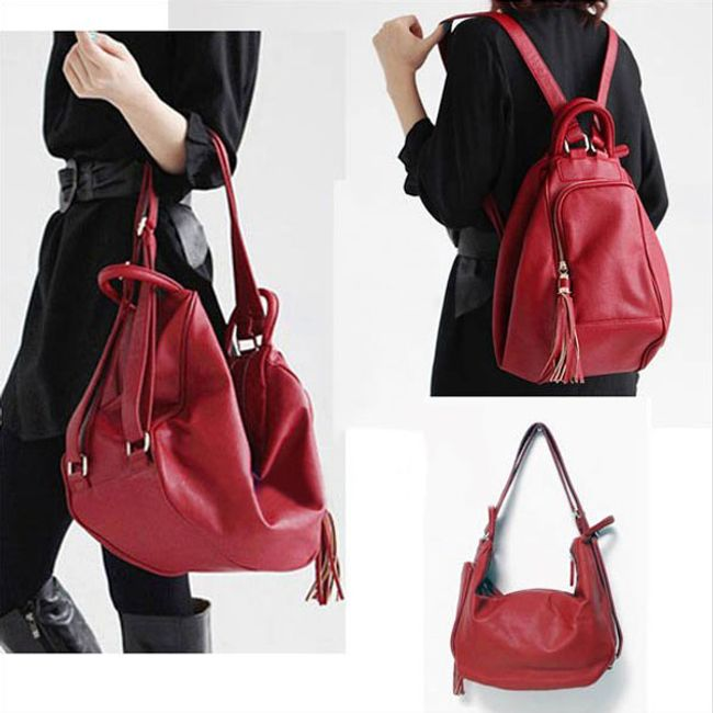 Plecak i torebka 2w1 - 2 kolory 1
