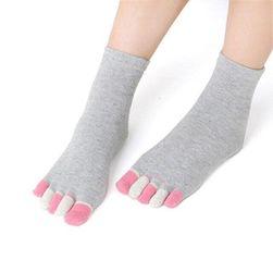 Dámské prstové ponožky