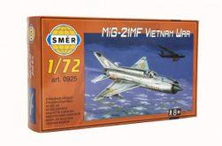 Model MiG-21MF Vietnam WAR 1:72 15x21,8cm v krabici 25x14,5x4,5cm RM_48000925