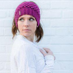 Женская кепка под хвост Kerin