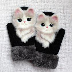 Mănuși fără degete pentru femei Aliana