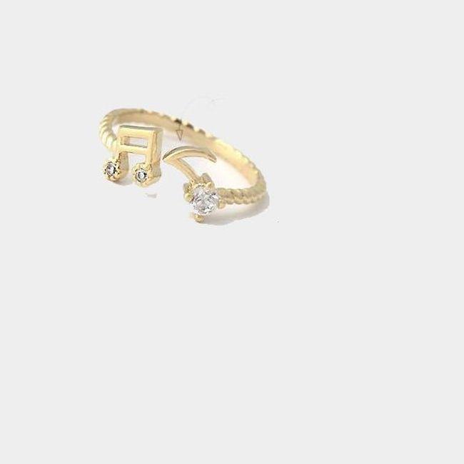 Damski pierścionek CB59 1