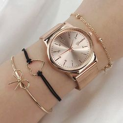 Дамски часовник с гривни DF55
