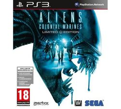 Gra  (PS3) Aliens Colonial Marines Limited Edition