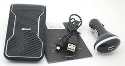 Bluetooth reproduktor s autonabíječkou