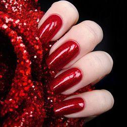 Gel za nokte - tamno crvene nijanse