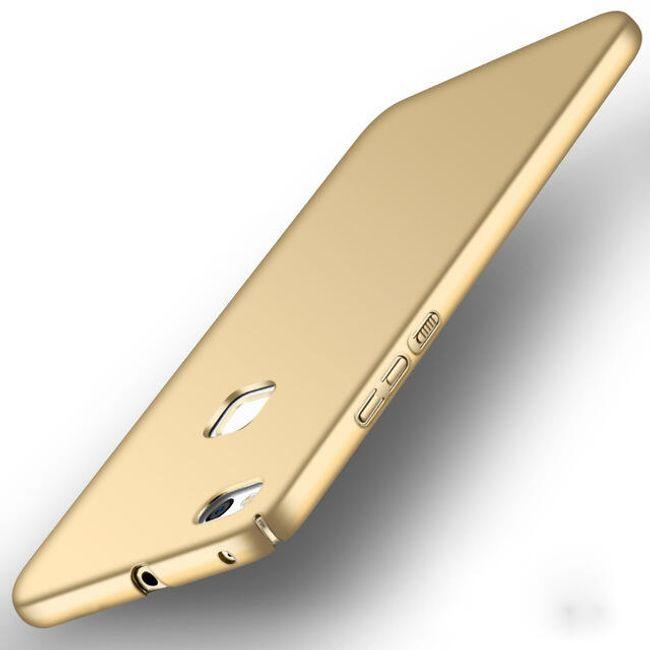 Jednobarevný zadní kryt pro Huawei P10 lite 1