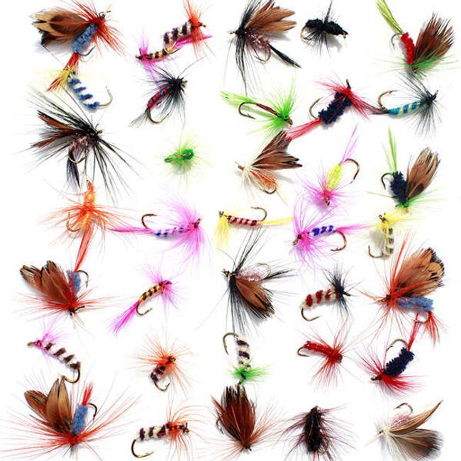 Mušice za ribolov 1