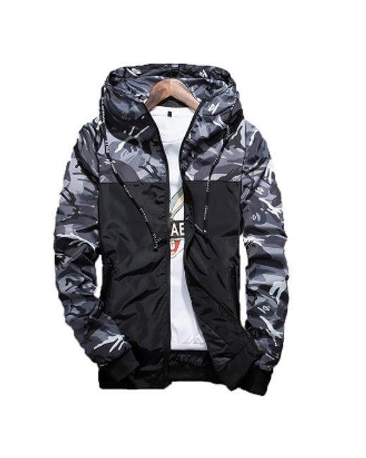 Muška maskirna jakna 1
