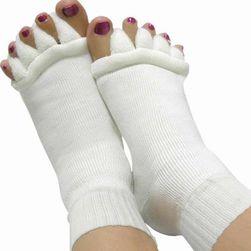 Ponožky separující prsty