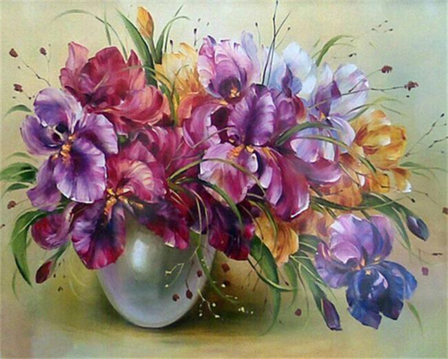 Malování podle čísel B04872 1