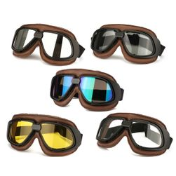 Muške retro naočale - steampunk
