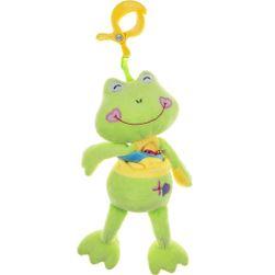 Plush toy frog  RW_hracka-Akka0391