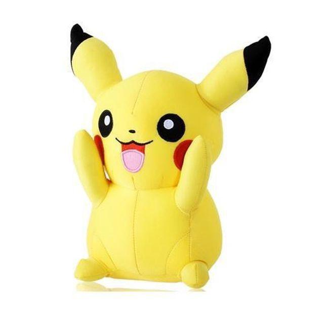 Textilní hračka Pikachu 1