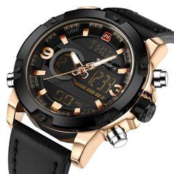 Męski analogowy zegarek MW989