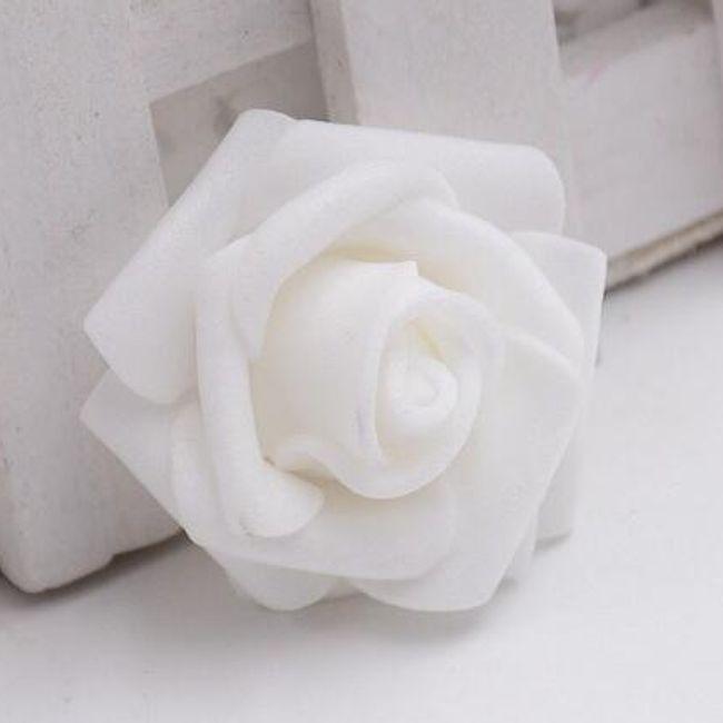 Dekorativne penaste rožice 10 kosov - več različic 1